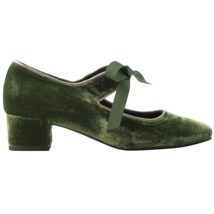 Livraison Gratuite Bon Marché Chaussures à talons zoé vert Exclusif Paris Faible Coût De Réduction ciBG2Mg