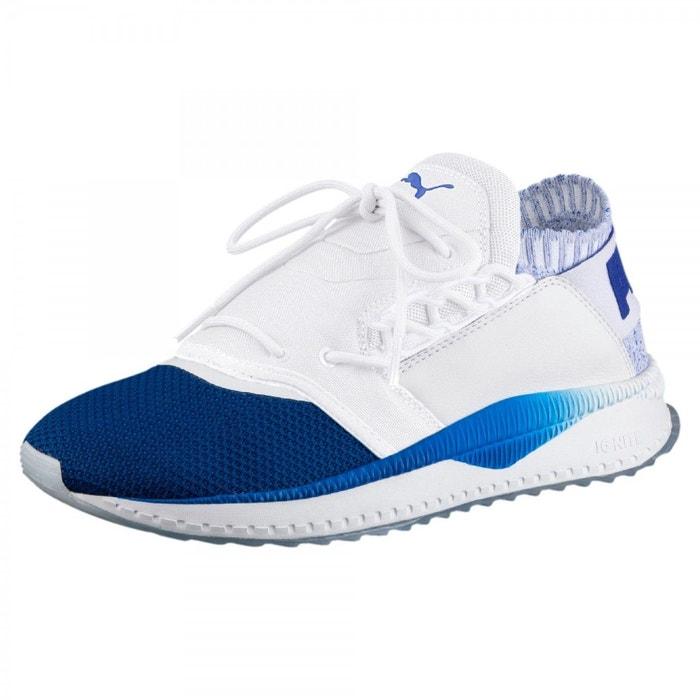puma bleu et blanc