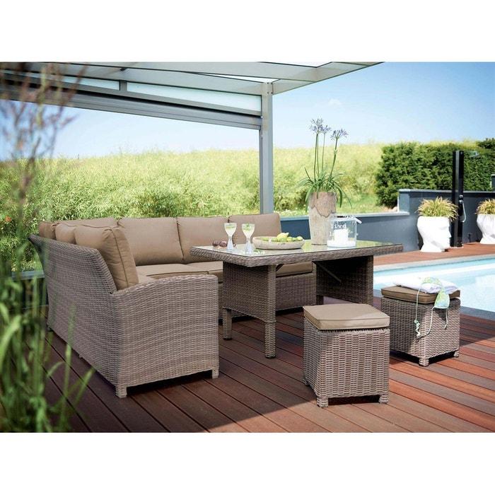 Salon de jardin en résine tressée marbella 292634_11 Kettler | La ...