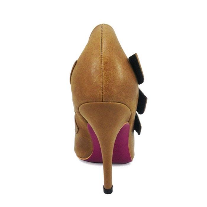 Chaussure femme en cuir paulie Pring Paris