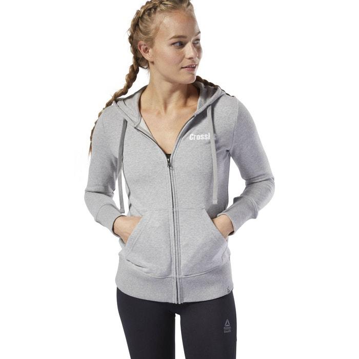 Sweat à capuche et zip Reebok CrossFit®
