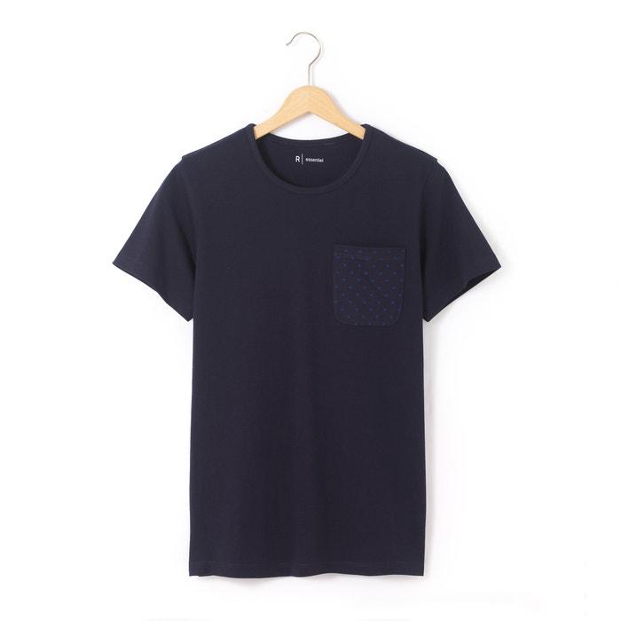 Image Chest Pocket T-Shirt, 10-16 Years R essentiel