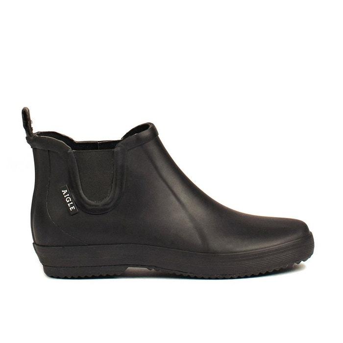 Sites De Sortie Boots de pluie malouine chelsea noir Aigle Jeu Geniue Stockiste bIo8fHWNxm