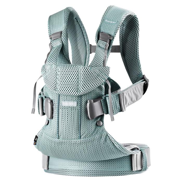 Porte bébé one air mesh 98009 Babybjorn vert