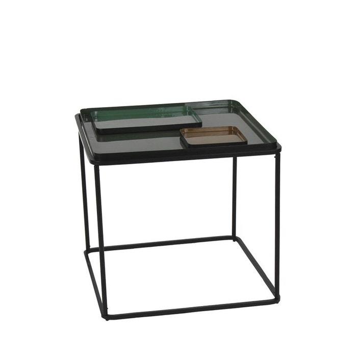 Table Basse En Fer.Skar Table Basse Carree En Fer