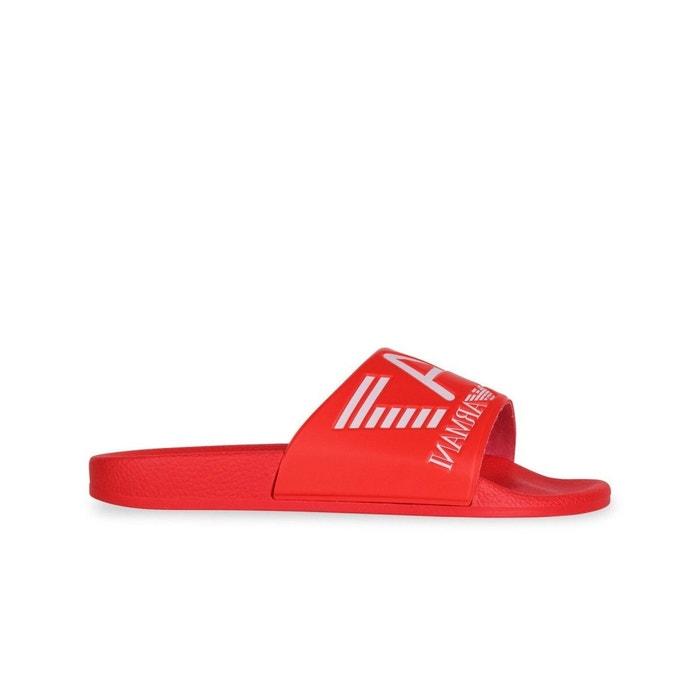 Sandale ea7 emporio armani - 905012-8p215-00074 rouge Ea7