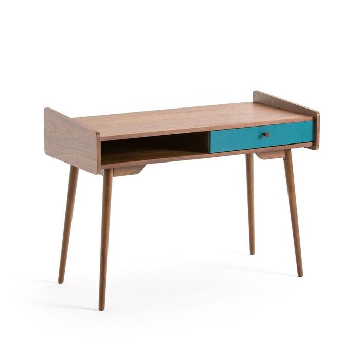 bureau vintage ronda noyer la redoute interieurs la redoute. Black Bedroom Furniture Sets. Home Design Ideas