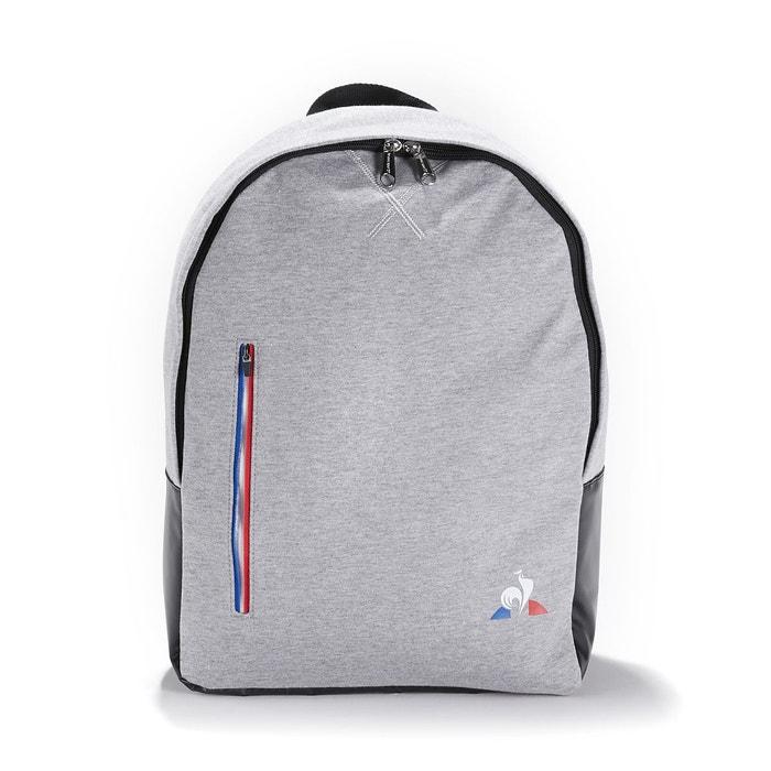 Dernière Ligne Sac à dos essentiels backpack gris Le Coq Sportif | La Redoute Livraison Gratuite Ebay Hx7sa8Az