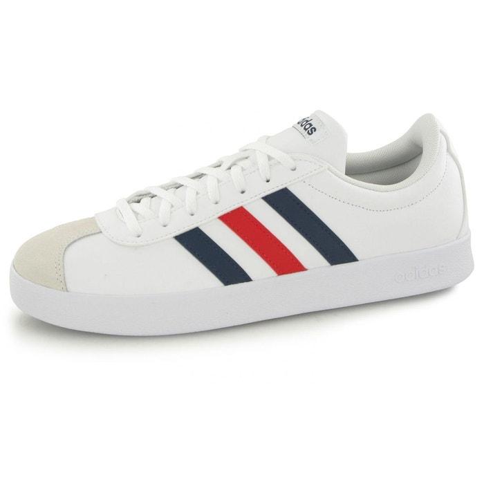 Baskets adidas vl court 2.0 gris homme  gris Adidas  La Redoute