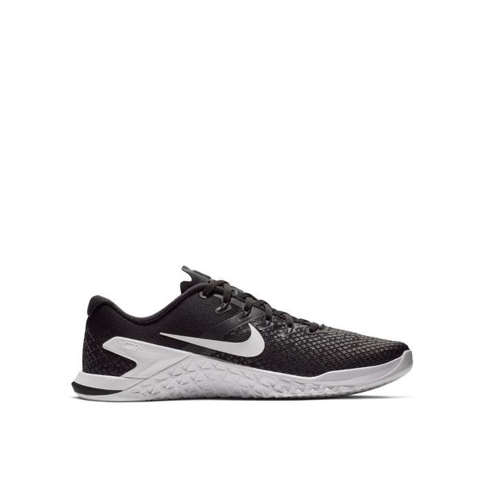 newest 8e954 a1768 Baskets training metcon 4 xd noir blanc Nike   La Redoute