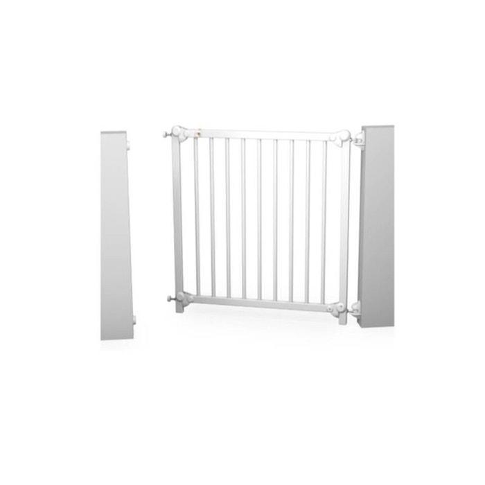 barrière de sécurité porte baby fox murale à portillon amovible