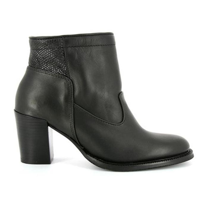Boots à talons holcomb ibx noir P Coût Des Prix Pas Cher Meilleur Magasin Pour Obtenir À Vendre KunNiGZW