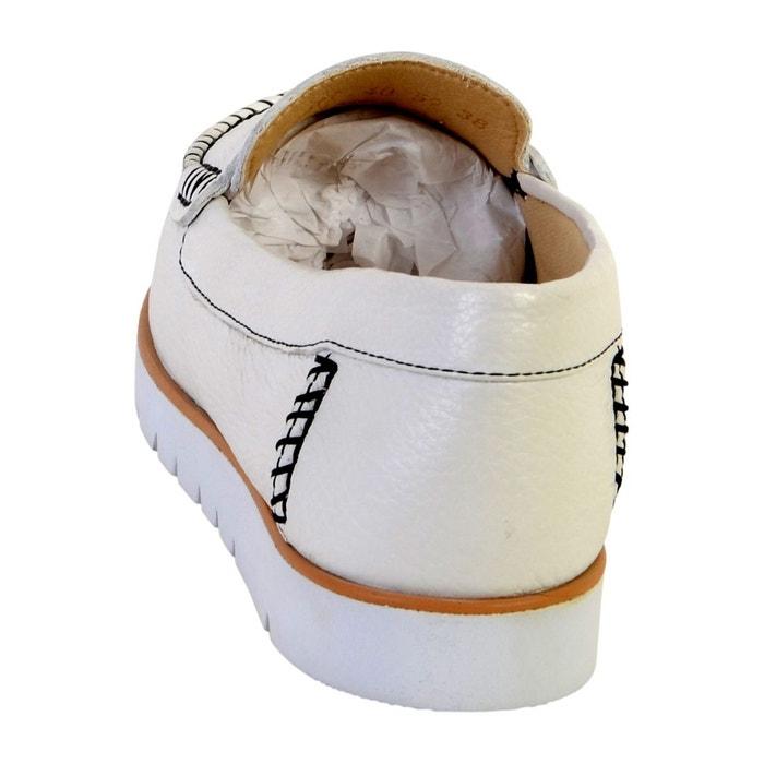 Chaussurre d kookean blanc Geox