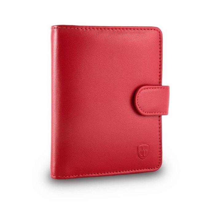 petit portefeuille pour femme en cuir avec porte monnaie. Black Bedroom Furniture Sets. Home Design Ideas