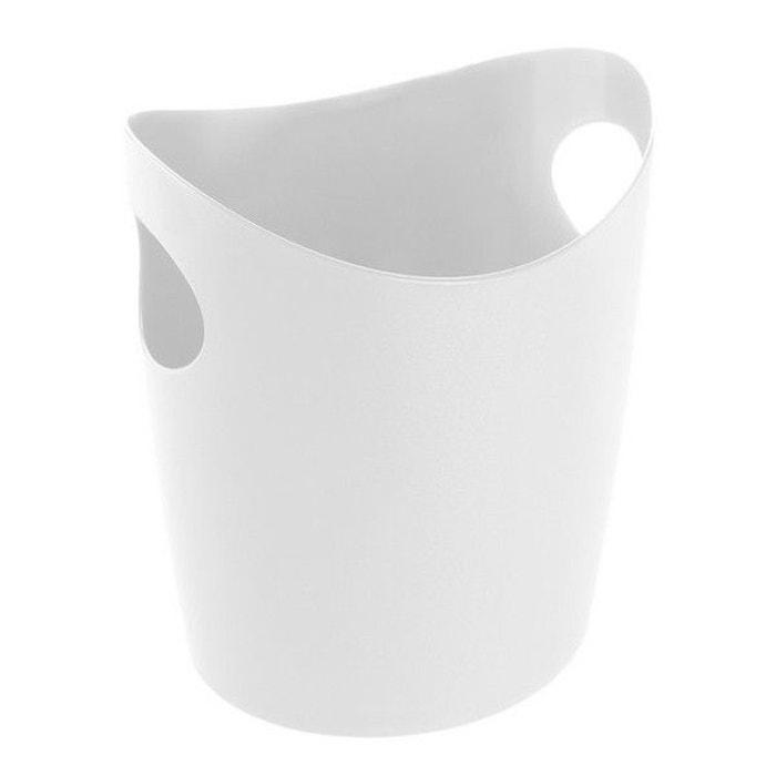 panier design koziol bottichelli xl blanc koziol la redoute. Black Bedroom Furniture Sets. Home Design Ideas
