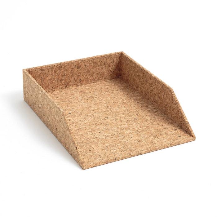 Cork Paper Tray  La Redoute Interieurs image 0