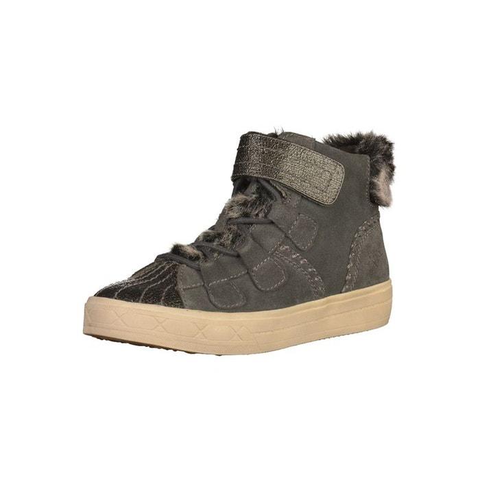 Manchester Grande Vente Sortie Sneaker gris Tamaris authentique z4tGm