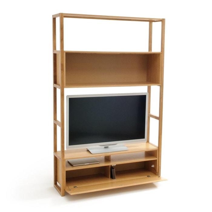 Meuble tv tag re compo ch ne clair la redoute interieurs la redoute - La redoute meuble tv ...