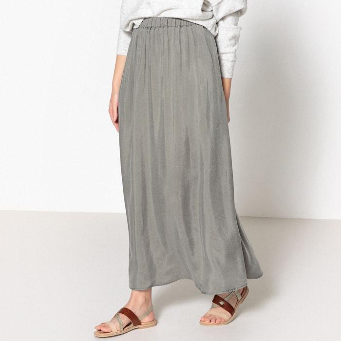 jupe longue ample poches mea american vintage la redoute. Black Bedroom Furniture Sets. Home Design Ideas