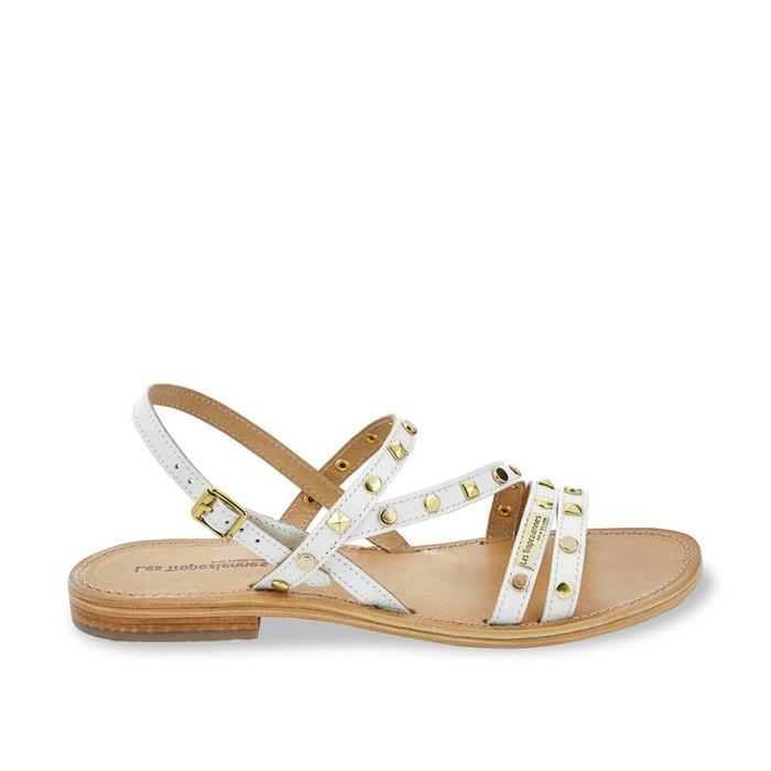 051d13f34fd6f5 Backy sandals , white, Les Tropeziennes Par M Belarbi | La Redoute