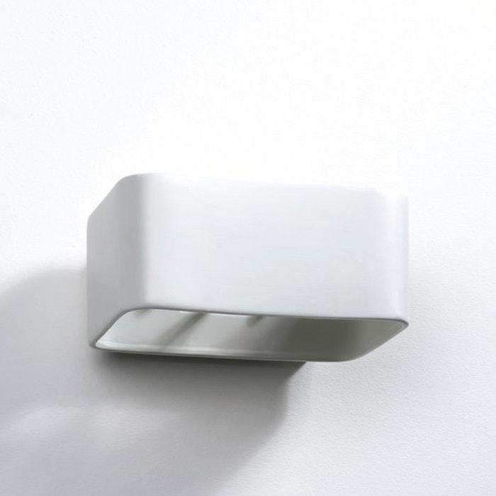 applique rectangulaire c ramique debou blanc am pm la. Black Bedroom Furniture Sets. Home Design Ideas