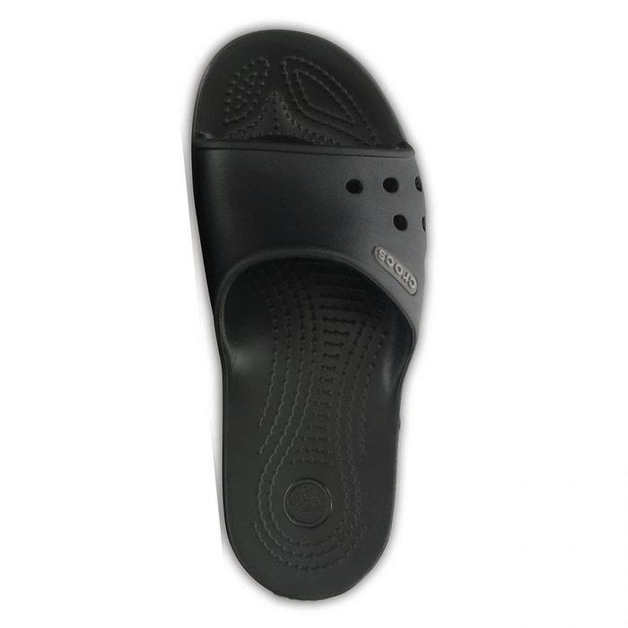 6148d5515503 Sandales crocband ii slide black graphite e17 noir Crocs