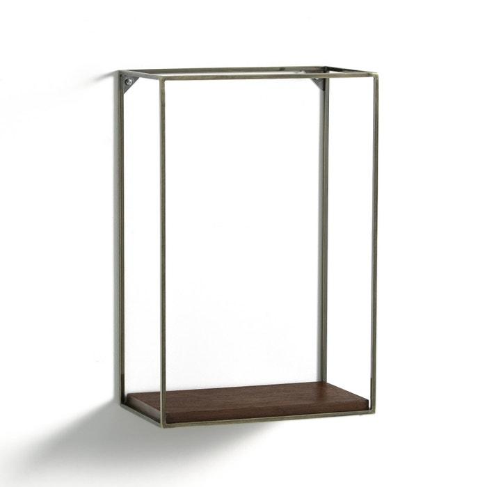 Oshota Vertical Metal/Walnut Shelving Unit  AM.PM. image 0