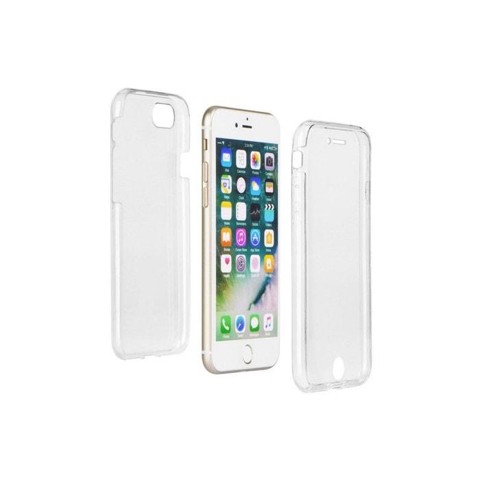 coque integrale transparente iphone 8