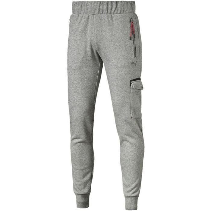 ferrari PumaLa Pantalon survêtement de gris Redoute N8Xwn0POkZ