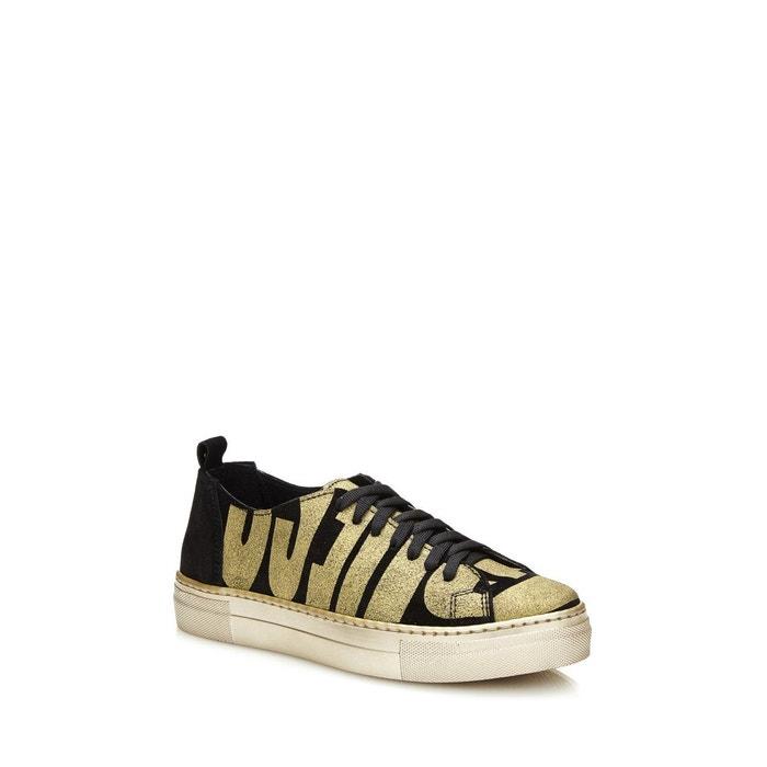 Sneaker basse ohara logo noir multi Guess
