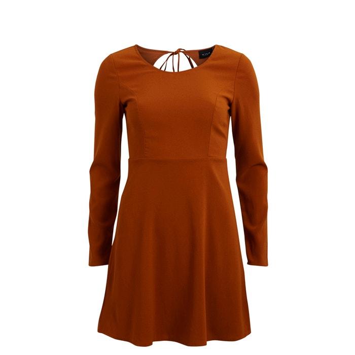 Image Vilibby Halter Neck Dress VILA