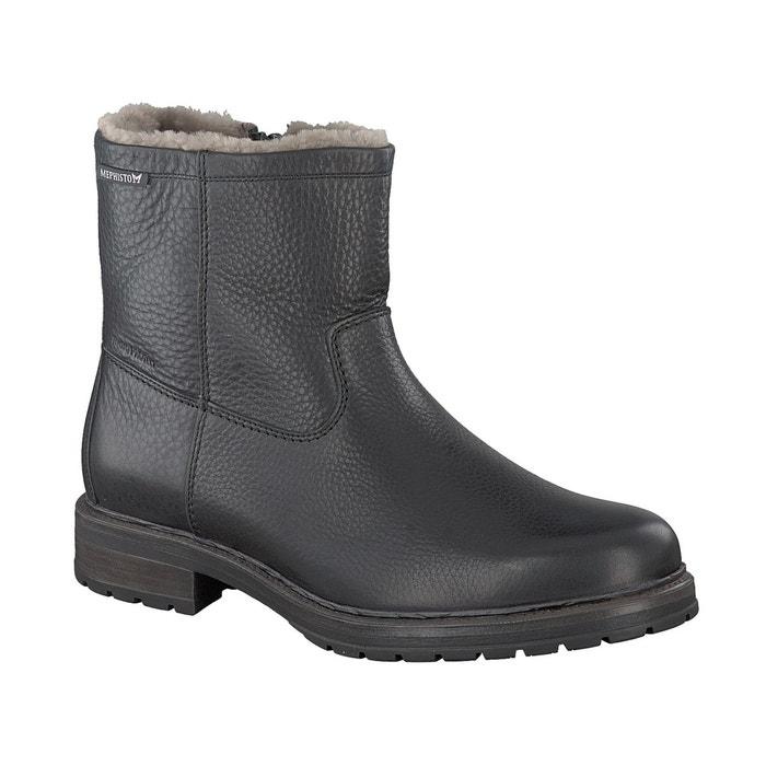 Boots leonardo  noir Mephisto  La Redoute