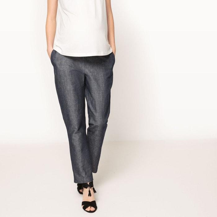 Pantalon droit de grossesse La Redoute Collections