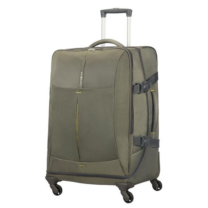 4mation valise 4 roues sac de voyage 67cm samsonite la. Black Bedroom Furniture Sets. Home Design Ideas