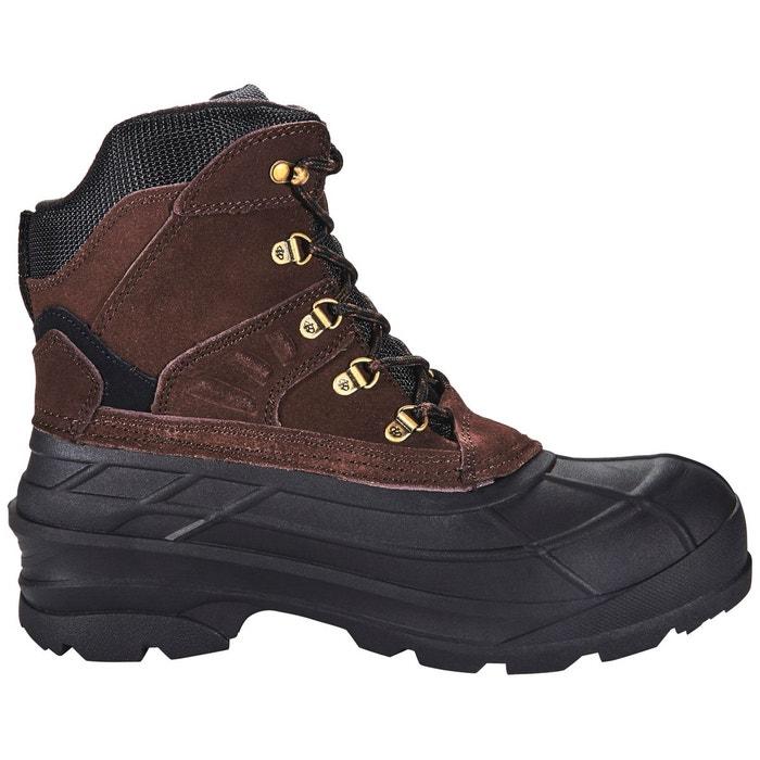 Fargo - chaussures homme - marron/noir marron Kamik