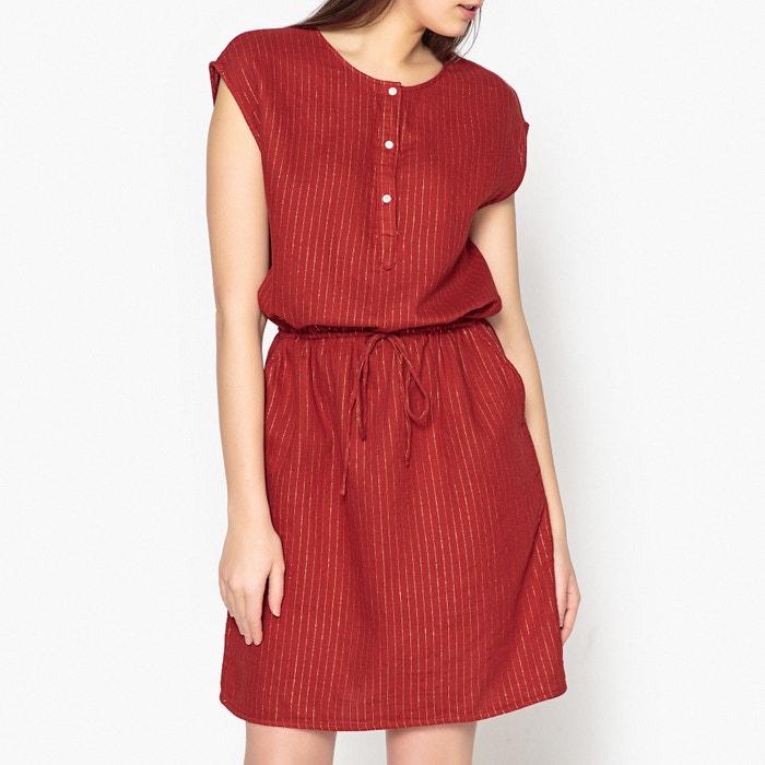 Kleid RAINETTE mit Metallic-Streifen  HARTFORD image 0