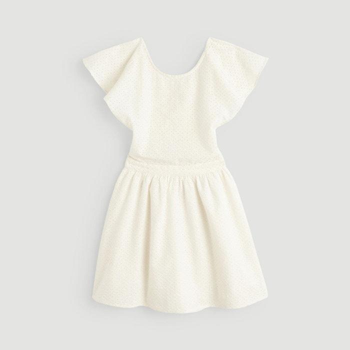 a730ec1273e02 Robe beige Monoprix Teens