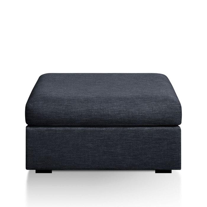 pouf bultex chin robin la redoute interieurs la redoute. Black Bedroom Furniture Sets. Home Design Ideas