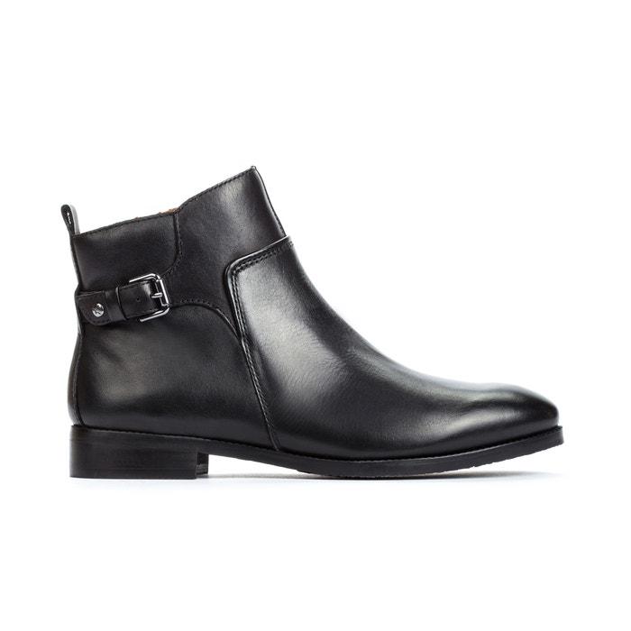 Boots pelle ROYAL W4D  PIKOLINOS image 0