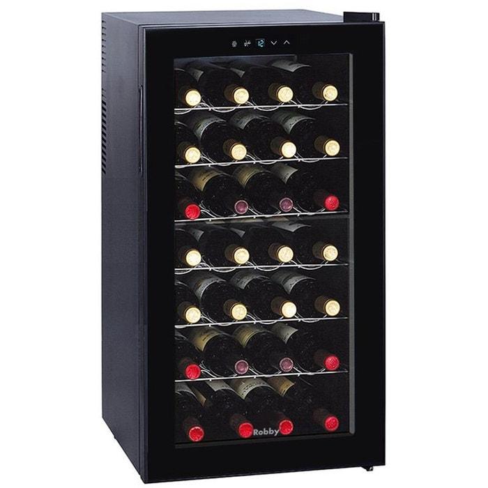 robby cave vin de service 28 bouteilles cellar 28. Black Bedroom Furniture Sets. Home Design Ideas