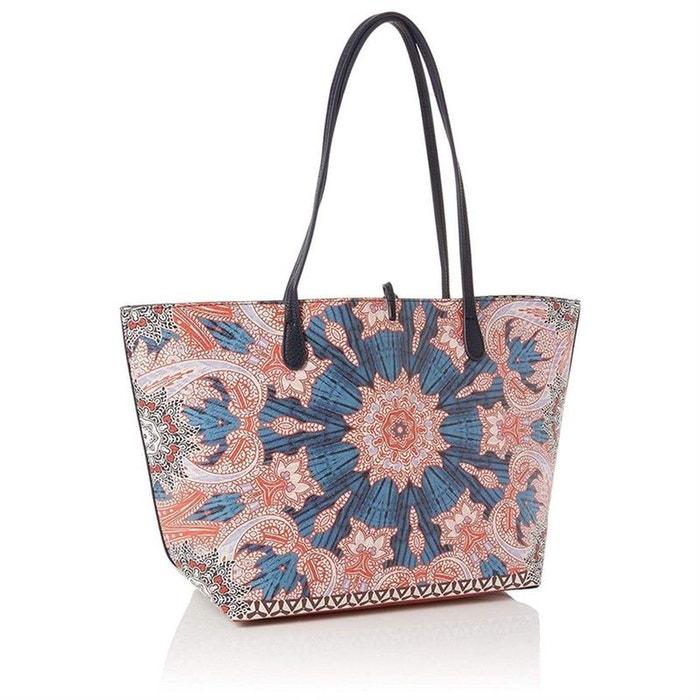 Rose DesigualLa Cabas Polyuréthane Sacs Shopping Redoute 8kwO0PnX