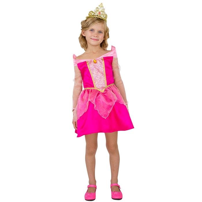 D guisement princesse aurore robe courte 3 5 ans cesar la redoute - Deguisement princesse aurore ...
