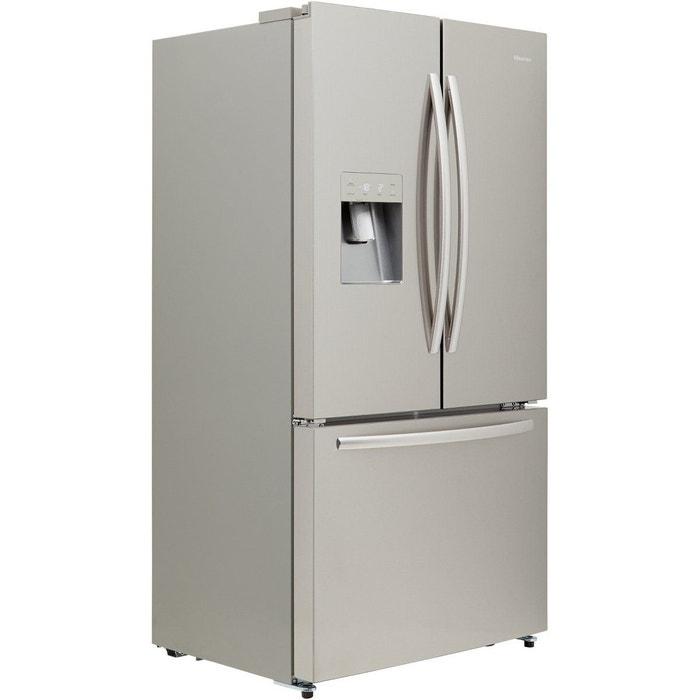 Réfrigérateur Multi Portes Hisense Ex Rfnbs Couleur Unique - Réfrigérateur multi porte