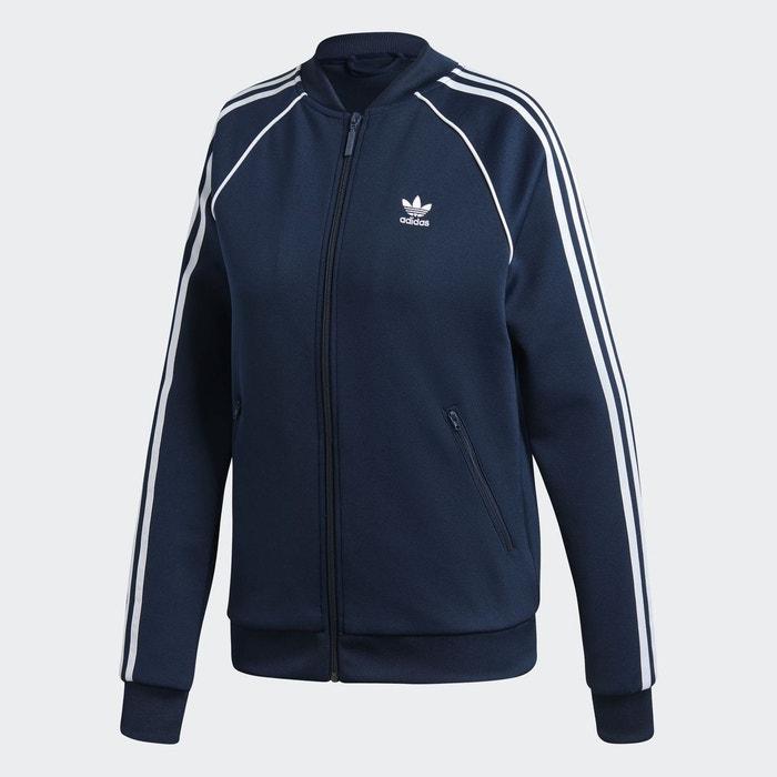 a2456b8004 Veste de survêtement adidas originals sst veste tt - ref. dh3133 bleu Adidas  Originals | La Redoute