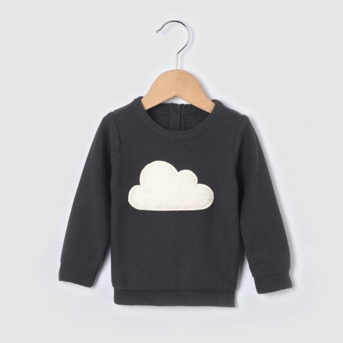Imagen de Jersey motivo nube en relieve 0 meses-3 años R mini