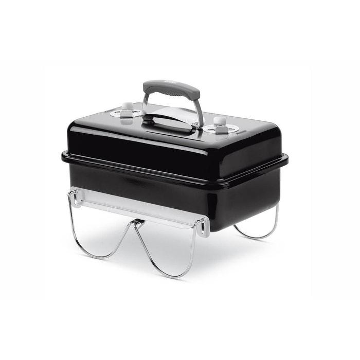 barbecue charbon weber go anywhere black charbon weber la redoute mobile. Black Bedroom Furniture Sets. Home Design Ideas
