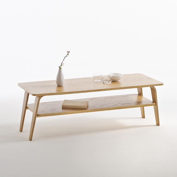 Jimi Double Top Coffee Table.