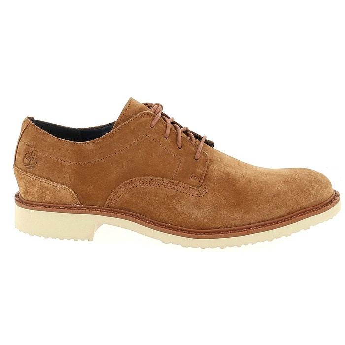 Chaussures à lacets timberland brook park light caramel Timberland
