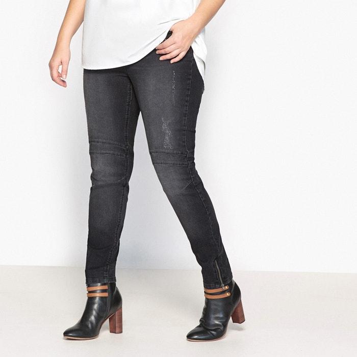 Image Jeans motard CASTALUNA