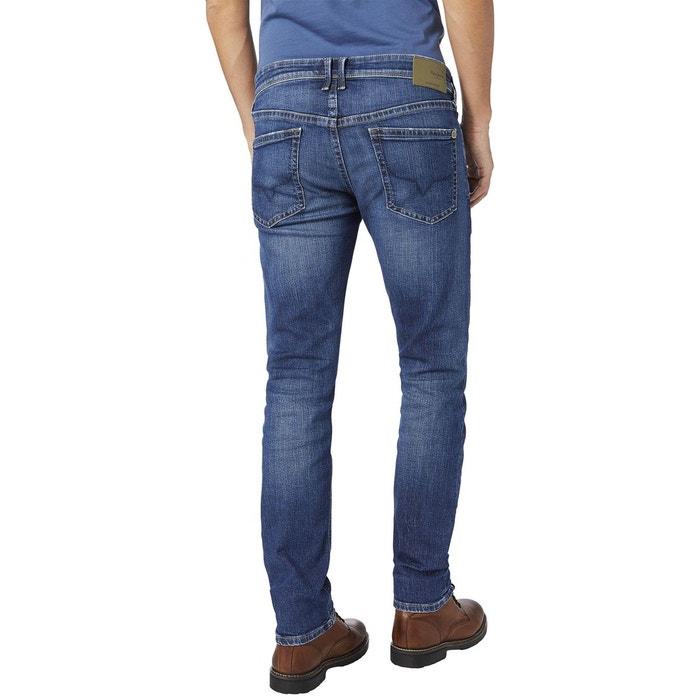 Pepe Jeans Jean coupe slim HATCH, délavage écologique